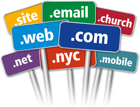 Domain names | Domain Name Registration Services