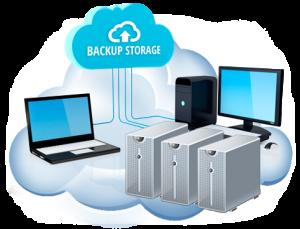 Online-backup-service